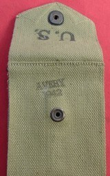 Avery WW ll Mag Pouch for A 45 Automatic Pistol - 3 of 4