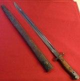 Brithish Enfield MK l,ll or lll Bayonet. - 2 of 5