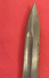 WW ll K98 Mauser Bayonet W/Matching Scabbard.. - 5 of 6