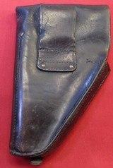 Rare Browning Hi Power Holster Circa 1935 - 2 of 2