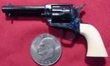 Uberti Miniature Colt Single Action Revolver.