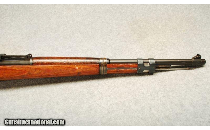 J P Sauer K98 8mm Mauser