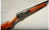 Browning ~ A5 Light Twelve ~ 12 Ga - 1 of 10
