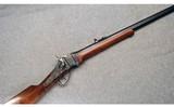 Shiloh Rifle Mfg. Co. ~ 1874 Sharps ~ .44-75