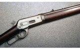 Winchester ~ 1886 Takedown ~ .45-70 Gov't