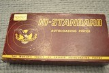 "Hi Standard Citation Military 51/2"" Bull 2 red head mags, muzzle brake, in the BOX!"