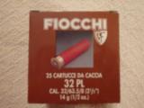 Fiocchi 32 ga shells, 2 1/2