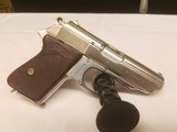 WWII Walther PPK Nazi proof 7.65 mm K suffix 7th variation SS issue? - 3 of 8