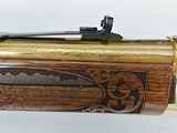 RENVILLE COUNTY, MINNESOTA HISTORIC RIFLE Winchester Model 94AE Dakota War Conflict Commemorative American Indian 1862 Sioux Uprising - 13 of 15