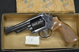 """Smith & WessonModel 19-2 357 Mag 4"""""""