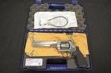 Smith & Wesson Model 629 CLASSIC STAINLESS double action revolver chambered in 44 Magnum