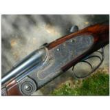 "Frederick Beesley, London. Beautiful light weight ""Shotover"" 12ga. O/U Game gun - 2 of 15"