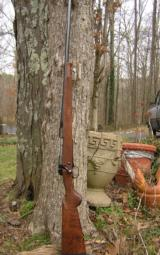 """Winchester, """"North American Game Series"""", complete set of 3 Model 70 custom rifles - 12 of 12"""