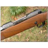 """Winchester, """"North American Game Series"""", complete set of 3 Model 70 custom rifles - 9 of 12"""