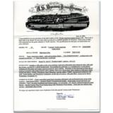 """Winchester, """"North American Game Series"""", complete set of 3 Model 70 custom rifles - 7 of 12"""