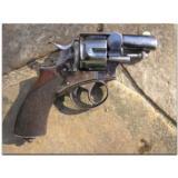 """Rare Webley """"Police"""" Revolver in .450 caliber - 1 of 3"""