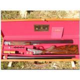 Purdey, London. Magnificent, brand new, light weight,20ga. O/U game gun, original two-barrel set - 1 of 12