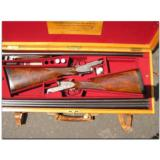 Boss and Co., London. Superb pair of light weight 12ga. game guns, ca. 1925 - 2 of 12