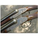 Boss and Co., London. Superb pair of light weight 12ga. game guns, ca. 1925 - 1 of 12