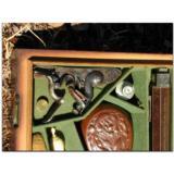 Samuel & Charles Smith, London. Best 13-bore single barrel flintlock game gun made in 1846 - 6 of 7