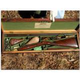 Samuel & Charles Smith, London. Best 13-bore single barrel flintlock game gun made in 1846 - 1 of 7