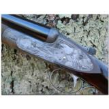 Filli Rizzini, Italy. Magnificent light weight 28ga. game gun - 1 of 12