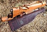 Firm Leather Leg-O-Mutton Gun Case - 1 of 2
