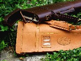 Firm Leather Leg-O-Mutton Gun Case - 2 of 2