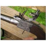Brasher, London .48 cal. flintlock pocket pistol, ca. 1815 - 3 of 4