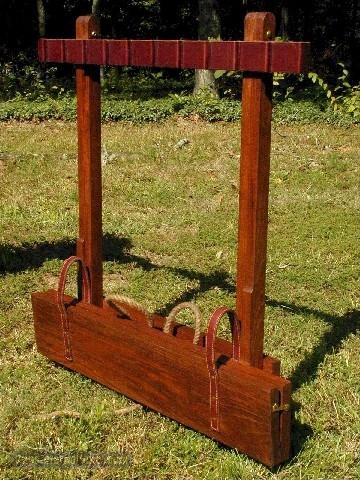 Admiral Baker Gun Rack - 3 of 3