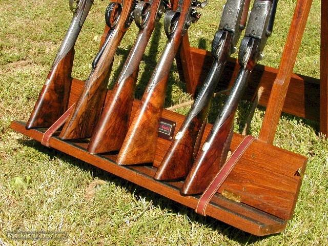 Admiral Baker Gun Rack - 2 of 3