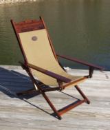 Safari Chair in Canvas - 1 of 3
