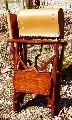 Folding Salon Chair by Lewis Drake & Associates - 3 of 3