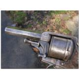 Rare Tranter Patent Revolver in .450 caliber with Rhodesian Military Proofs - 2 of 3