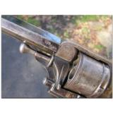 Rare Tranter Patent Revolver in .450 caliber with Rhodesian Military Proofs - 3 of 3
