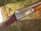 "Parker 12ga. ""GH"" grade light weight game gun - 1 of 9"