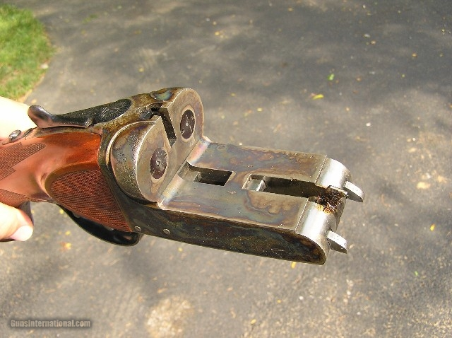 Westley Richards .577 NE Double Rifle- 3 of 5