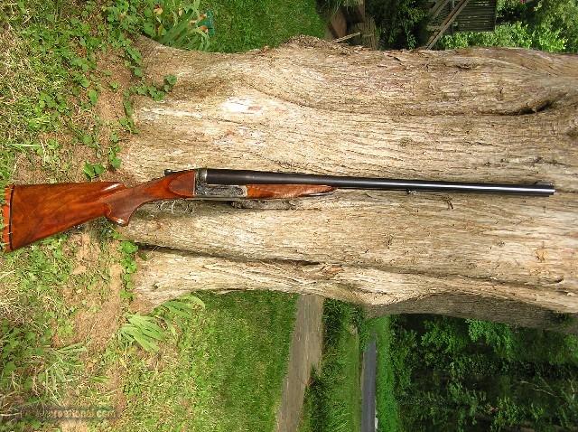Westley Richards .577 NE Double Rifle- 6 of 5
