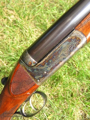 Westley Richards .577 NE Double Rifle