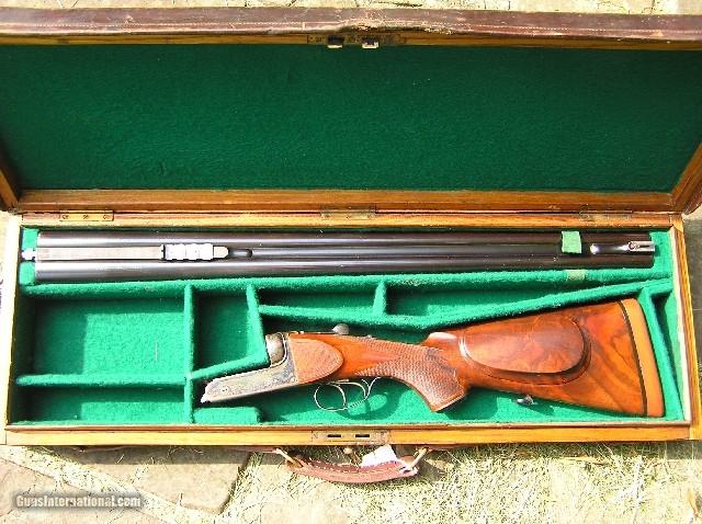 Westley Richards .577 NE Double Rifle- 2 of 5