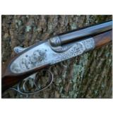 "Holland and Holland, London. pair of ""1985 Sesquicentennial Royal de Luxe"" double rifles in .470 NE - 2 of 12"