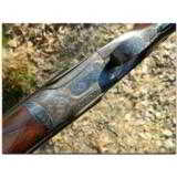 """Stephen Grant & Sons, London. Exceedingly rare and fine light weight """"Twelve-Twenty"""" self-opening game gun finished out with 20ga. barrels - 5 of 19"""