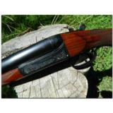 Wm. Evans, London. Exceptionally rare and fine boxlock double rifle in .600 N.E., made in 1910 -