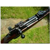 """Holland and Holland, London. Outstanding little prewar """"Take Down"""" bolt action Mauser rifle in .240 """"Apex"""" made in 1927 - 7 of 25"""