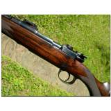 "Holland and Holland, London. Outstanding little prewar ""Take Down"" bolt action Mauser rifle in .240 ""Apex"" made in 1927 - 6 of 25"