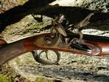 LePage, Paris. Rare flintlock double rifle, ca.1820