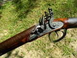 Westley Richards 14-bore Flintlock Shotgun with extra set of .54 cal. hollow-point bullet barrels, ca.1841 - 7 of 25