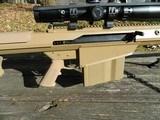 Barrett M107A1 .50 cal. Long Range Rifle - 5 of 9