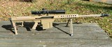 Barrett M107A1 .50 cal. Long Range Rifle