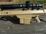 Barrett M107A1 .50 cal. Long Range Rifle - 4 of 9
